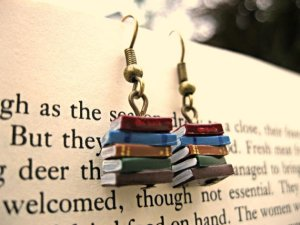 stack-of-books-earrings