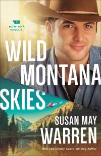Wild Montana Skies-Book Cover