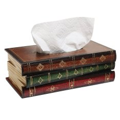 Book-tissue-box