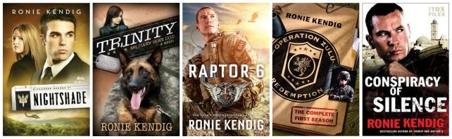 Ronie-Kendig-Series